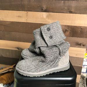 UGG Wool Women's High Boots size 7